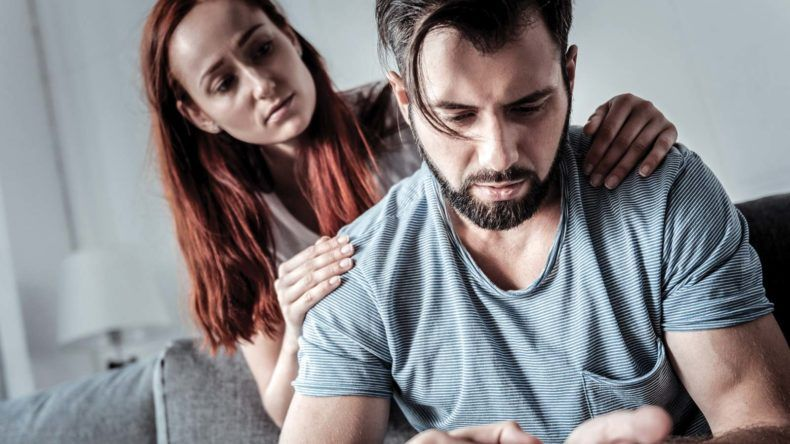 Konflikter i parforholdet